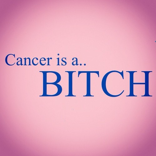 The best people get it. #cancer#bitch#girl#love#family#comfort#boy#life#truth#horrible#worstthing 😒 nobody deserves it. (Taken with Instagram)