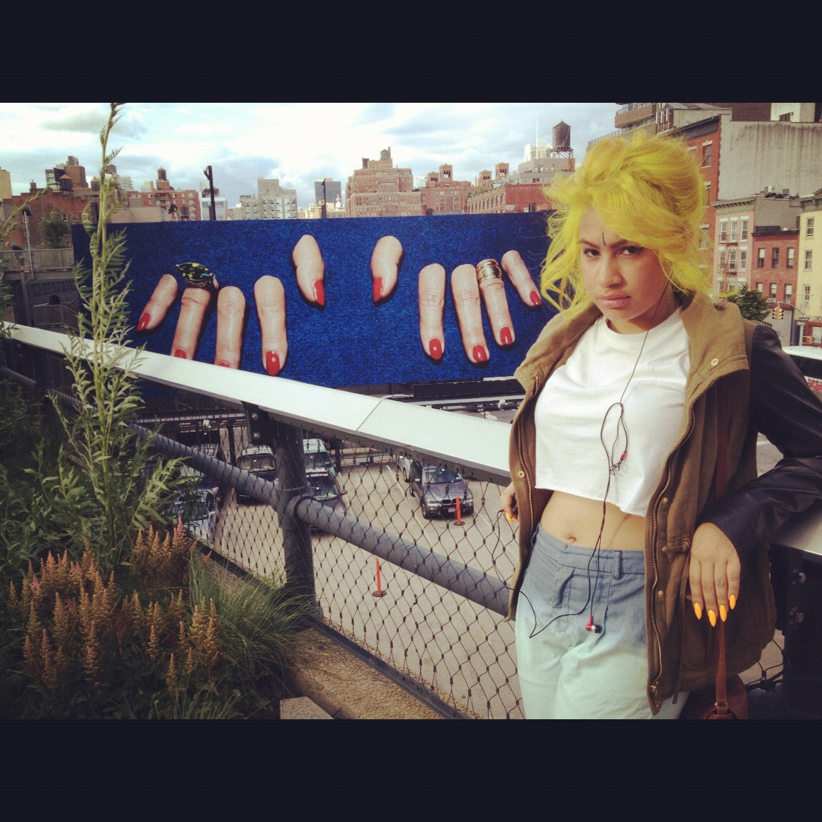 oreomustdie:  she looks like a super sayian ♥.♥