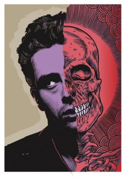James Dean horror-ified.