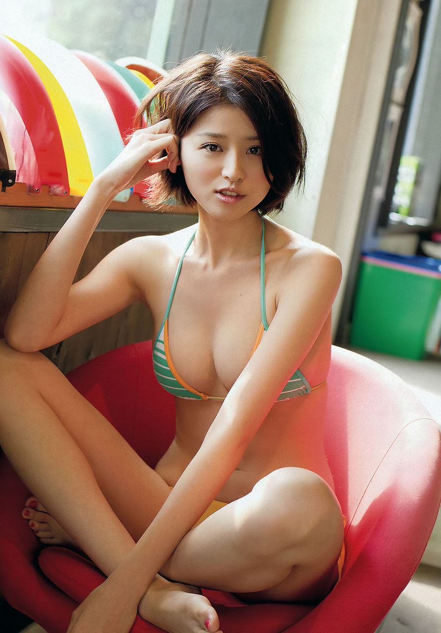kojimblr:  Chinami Suzuki