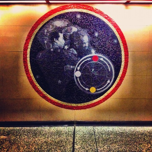 Starry Eyed Surprise (Taken with Instagram at Underground Passage Grand Central)