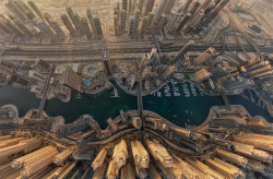 inspirens:  (via » sky high dubai marina | one big photo)