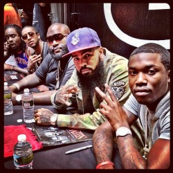Winners Table #MMG