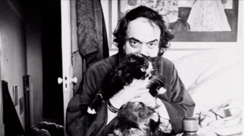 Stanley Kubrick. The company you keep, the size of their whiskers.