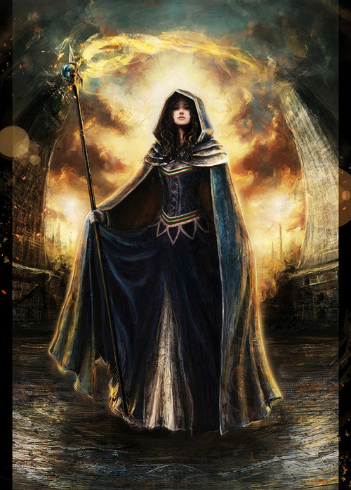 the-random-fandom:  Moiraine Damodred by ~Westling