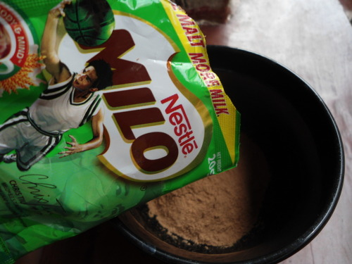 "Everyday I drink MILO..then lately I notice something lacking… the old sweet  MILO before that I used to eat way back on my grades school. I confirmed it with my friend I ask her… Me: Annabelle ang Milo ngaun parang""..?..? Annabelle: WALa! ng lasa..No sweetener nah! di tulad dati..  I wrote this one..as a concerned that hoping NESTLE PHILIPPINES,INC. will do some  action..that we want a MILO like before…we used! thank you!"