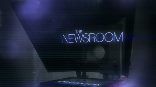movietitlecards:  The Newsroom (2012 - ) // Aaron Sorkin