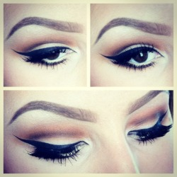 makeupftw:  video for tutorial: http://www.youtube.com/watch?v=sJ0Kj22rcyo&list=UUYY6CtVzf4nTFpt5wA4nOmA&index=1&feature=plcp ashleyswagner.tumblr.com