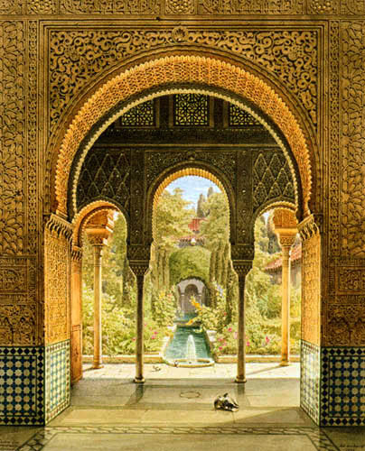 My Bohemian Aesthetic littlefindsforgot:   Dorne, the Water Gardens