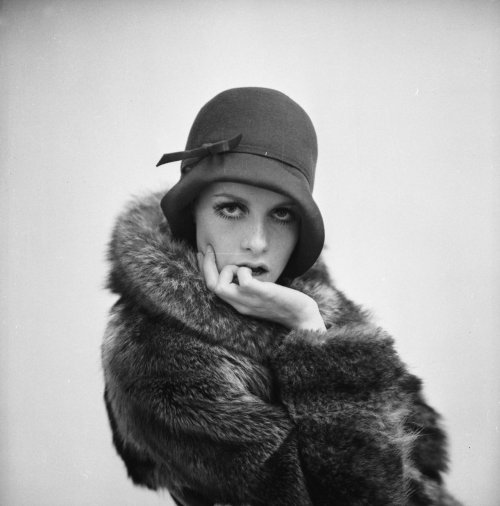 theimpossiblecool:  Twiggy.