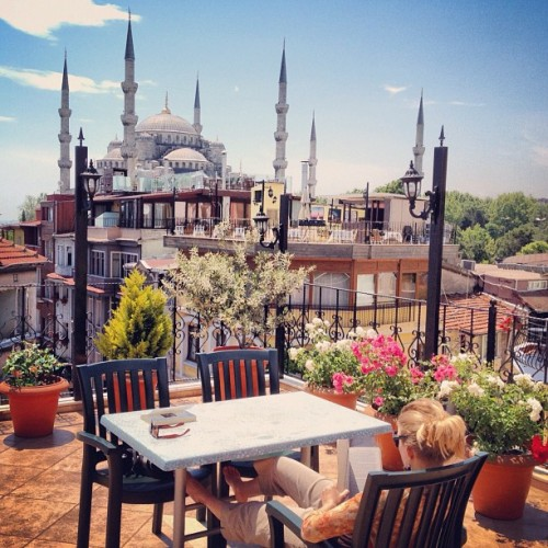 ileftmyheartinistanbul:  The View (via coreybyrnes)  IleftmyheartinIstanbul.com