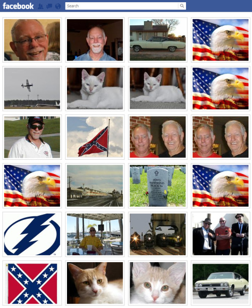 this is my friend's grandpa's profile pictures i