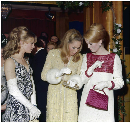 awesomepeoplehangingouttogether:  Julie Christie, Ursula Andress and Catherine Deneuve  You've reached your sexy limit.