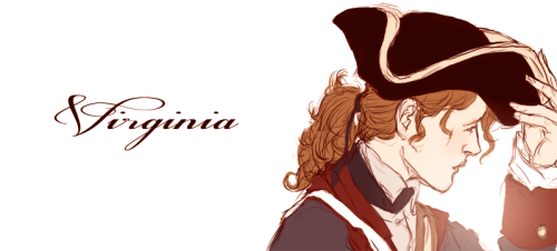 ((Late birthday drawing for Virginia… Reference used.))