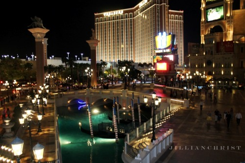 jillianchrist:  view from the venetian. las vegas. 2012