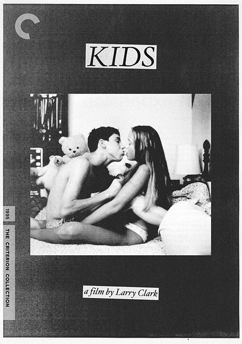 #3 - Kids, 1995, Larry Clark Just whipped this one up at work tonight. I tried to make this one look like a photocopied zine. Seemed fitting.