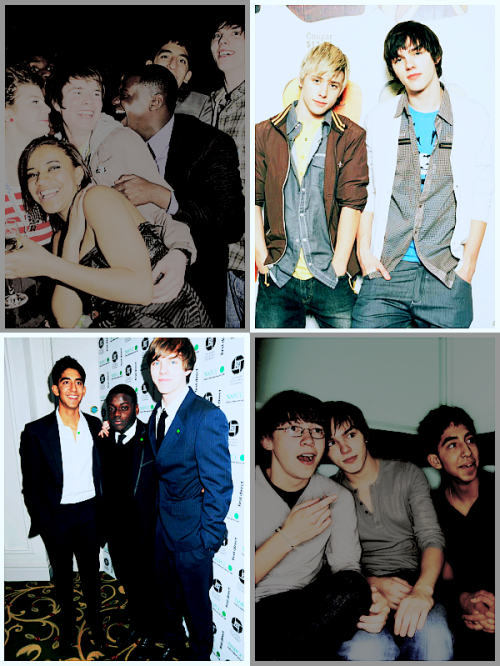 95/100 pictures of Skins cast