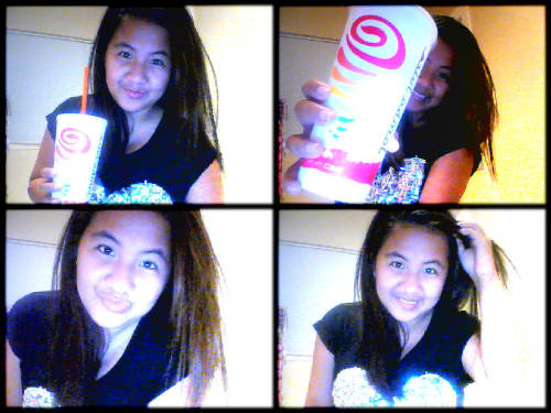 i love #jambajuice like im addicted to it :) its nice to be back again!!! <3