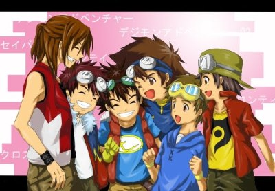 iolteus:  All the Digimon leaders.