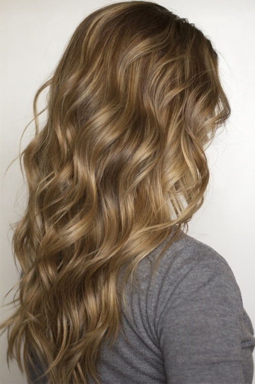 I'm going to get highlights, and I really hope my hair look good.