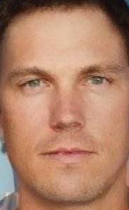 from morphthing combination of Adam Baldwin & Michael Trucco…my two scifi loves look hot as one