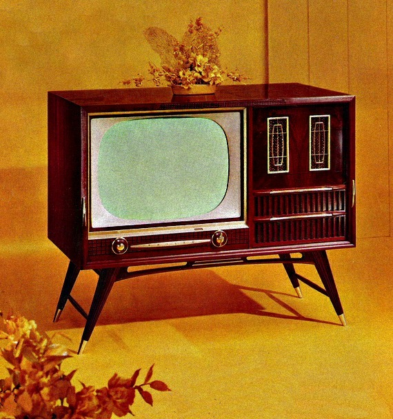 Philco Television 1955  Dealer sales catalog