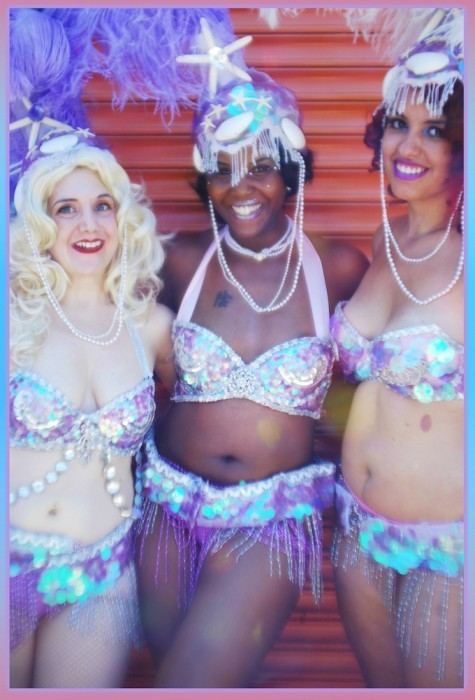 Mermaid Avenue  Magic at the Coney Island Mermaid Parade.