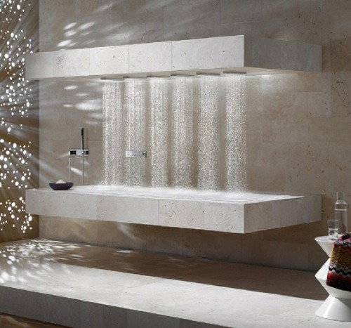 10 Phenomenal Modern Shower Designs