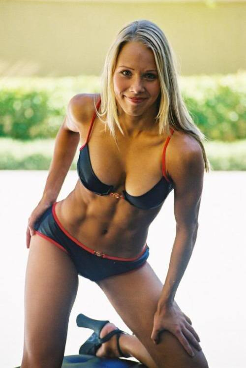 fuckyeahfitbodies:  Else Lautala is perfect