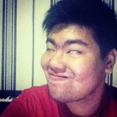 Gwapo ko. (Taken with Instagram)