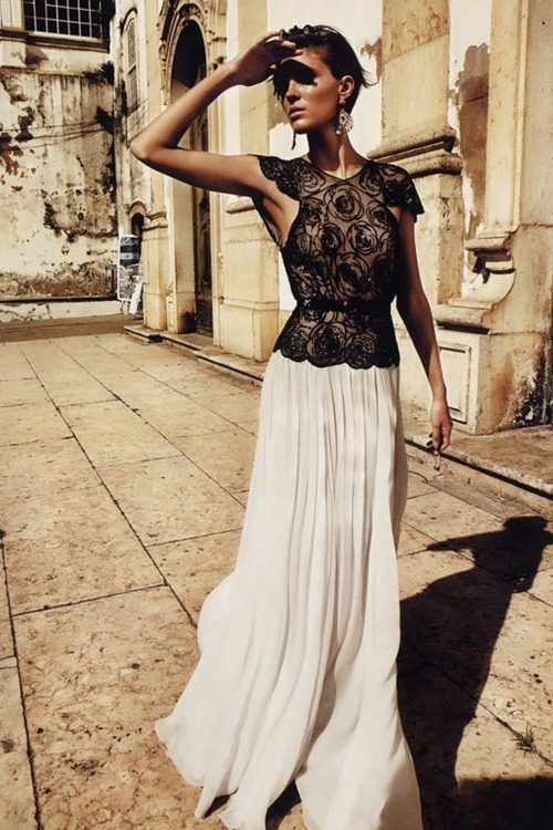 Alison Nix for Marie Claire Italia, April 2012.