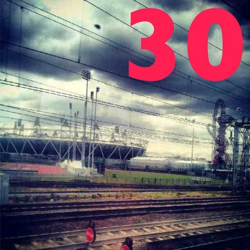 30 days to go until London 2012!! #30daystogo #onemonthtogo @london2012. Thanks to @stephentilney for the great image! (Taken with Instagram)