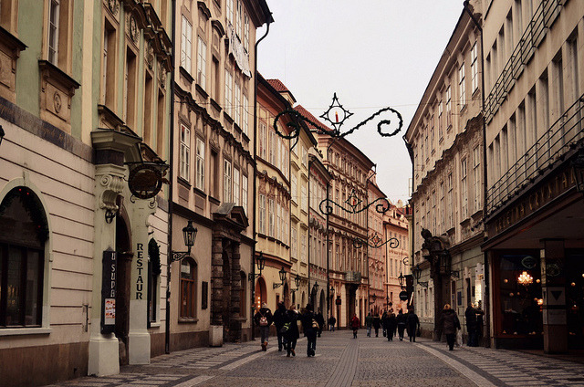 | ♕ |  Old World charm - Staré Město in Prague  | by © Piero Damiani