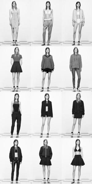 jalousie:  T by Alexander Wang Resort 2013  T BY ALEXANDER WANGRESORT 2013
