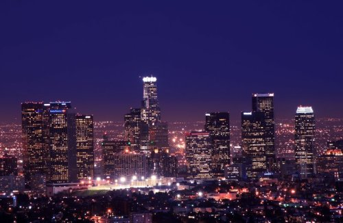 justklutz24:  Los Angeles <3 ;