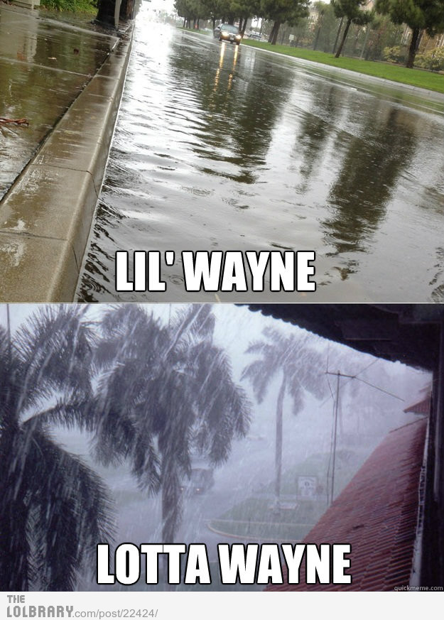 Lil' WayneFollow this blog for the best new funny pictures every day
