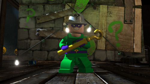 AT LEAST HE IS A USEFUL VILLAIN AT LEAST HE CAN DO DAMMAGE  Hatter lego runs around flailing his little arms  Scarecrow does some strange jumping and flail battling   /sobbing for the legos