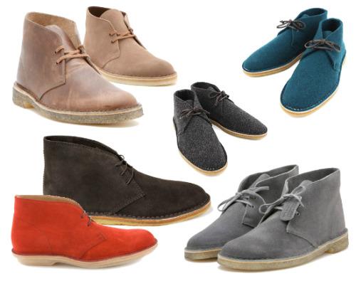 Desert boots masculinas são práticas e fazem sucesso na moda inverno