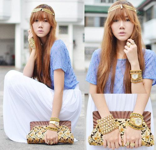 The Hippie Goes For The Gold (by Camille Co)
