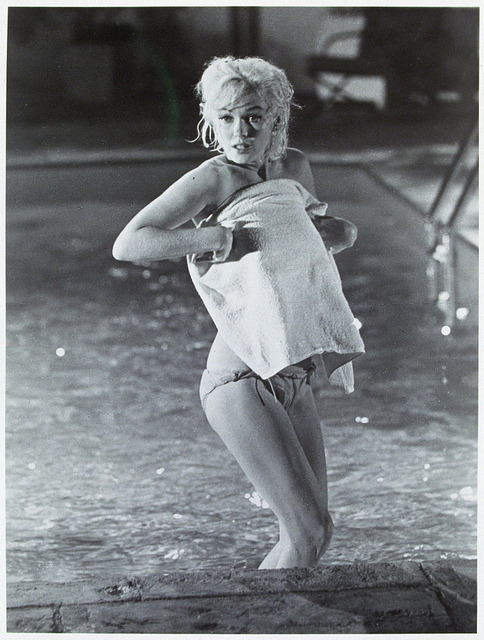 Marilyn Monroe. on Flickr.