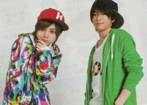 heysayjump-lovers-here:  Asian swaggers <333 Credits to the owner.
