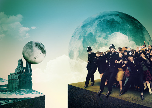 The End of the World Fanclub by Julien Pacaud