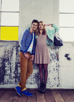 "Francisco Lachowski and Caroline C. ""Now is Neon"""