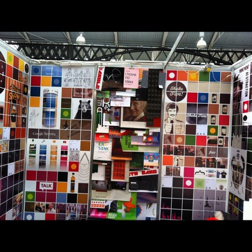 So proud :) graph comms!  (Taken with Instagram at New blood 2012)