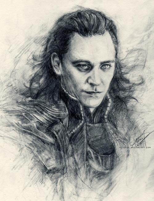 Loki II by ^alicexz