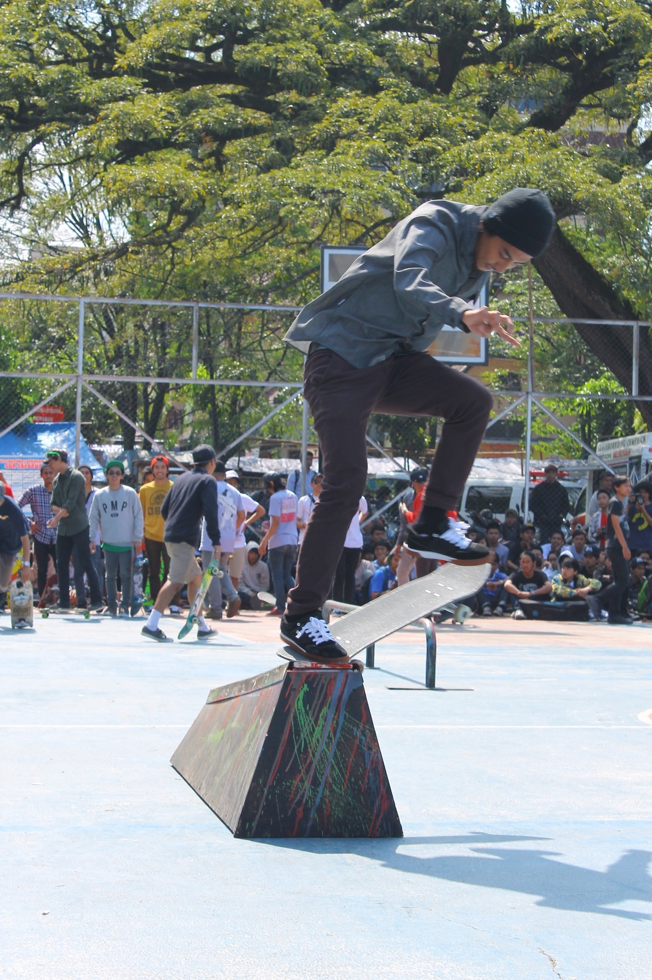 Pevi Permana - BS Crooked