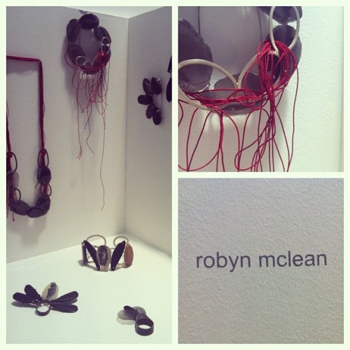 #newdesigners #jeweller #robynmclean #jewellery #bone #resin #silver #mixedmedia #contemporary #applied #arts #london #graduate #2012 #gsa (Taken with Instagram)