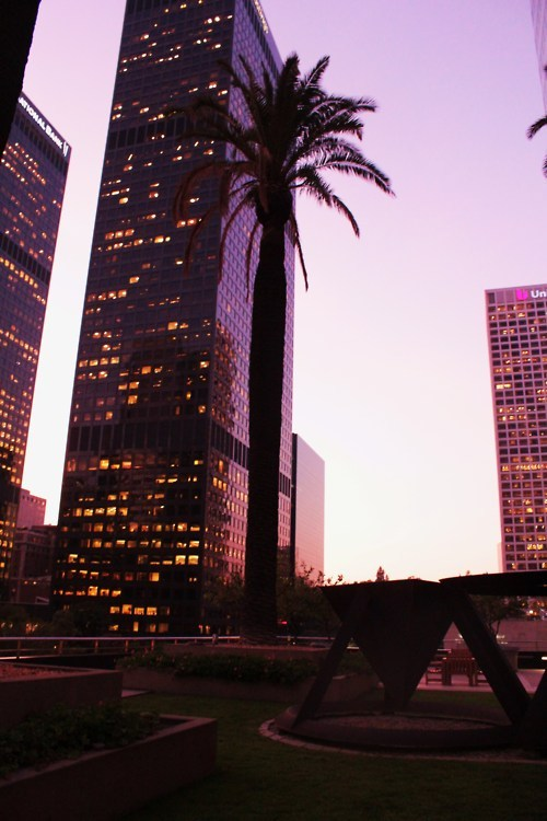 downtown la, home :)