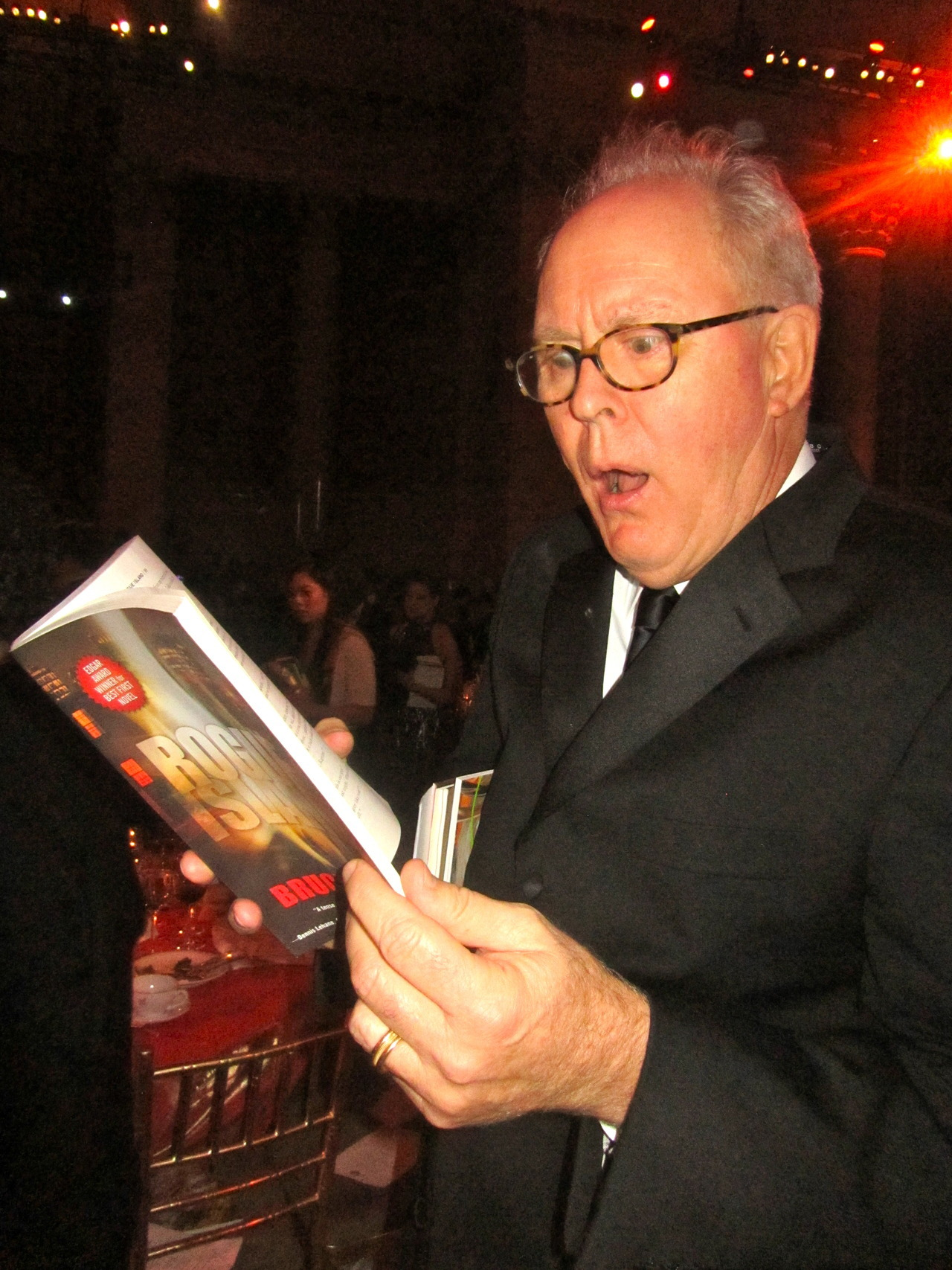 John Lithgow reads.