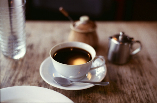 a cup of coffee by yocca on Flickr.